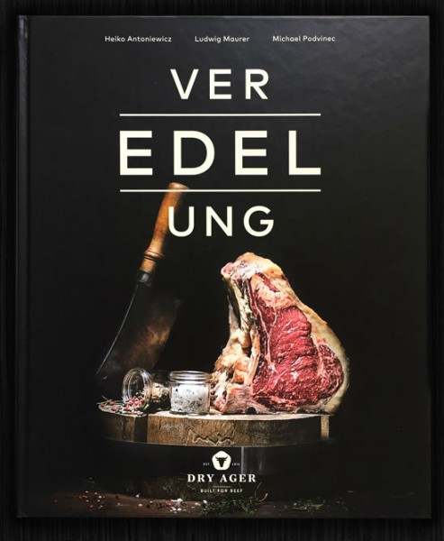 Veredelung – Buch, DRY AGER®-Edition